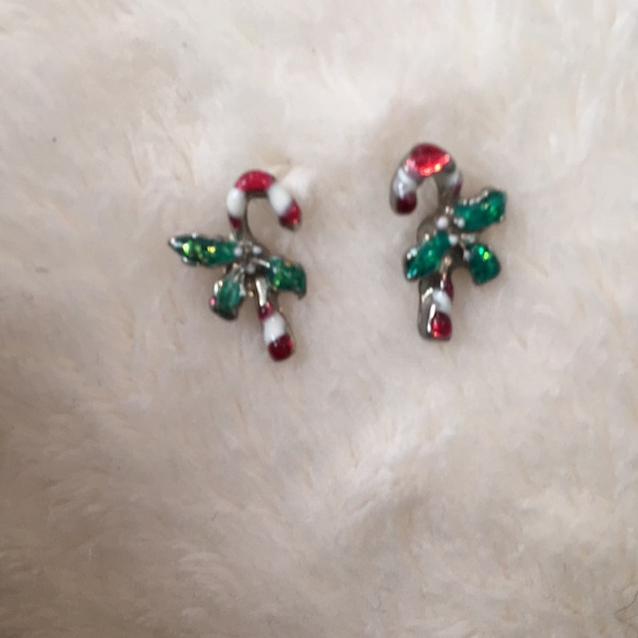 Jewelry - Candy Cane Earrings